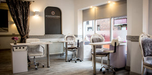 Picture of inside Foundations Beauty Academy in Stoke On Trent Hanley