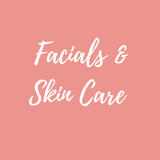 Header image for the one day course on facials and skincare offered by Foundations in Stoke on Trent Staffordshire
