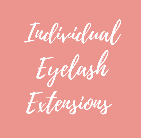 Individual Eyelash Extensions course at Foundations Beauty Academy