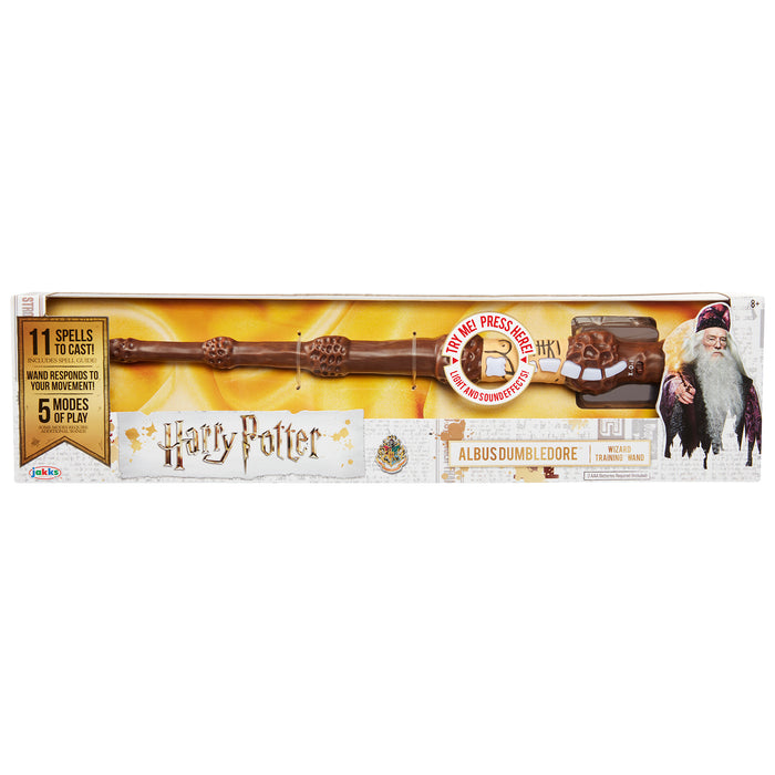 Jakks Pacific Harry Potter Wizard Training Wand - Dumbledore