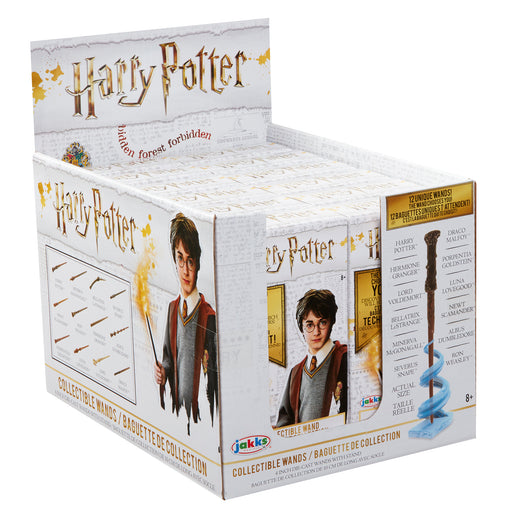 Jakks Pacific: Harry Potter 4 Inch Die-Cast Wand Blind Box