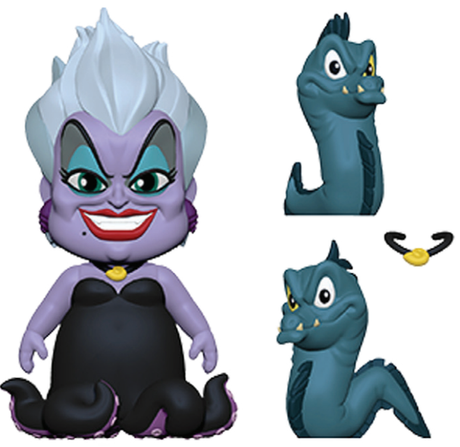 Funko: 5 Star Little Mermaid - Ursula