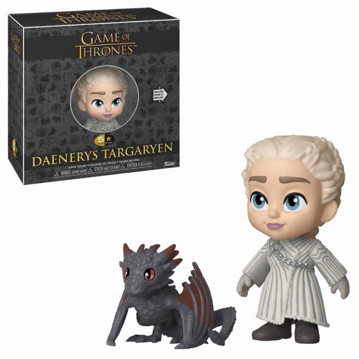 Funko: 5 Star Game Of Thrones S10 - Daenerys Targaryen