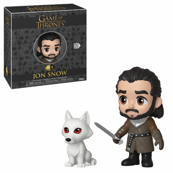 Funko: 5 Star Game Of Thrones S10 - Jon Snow