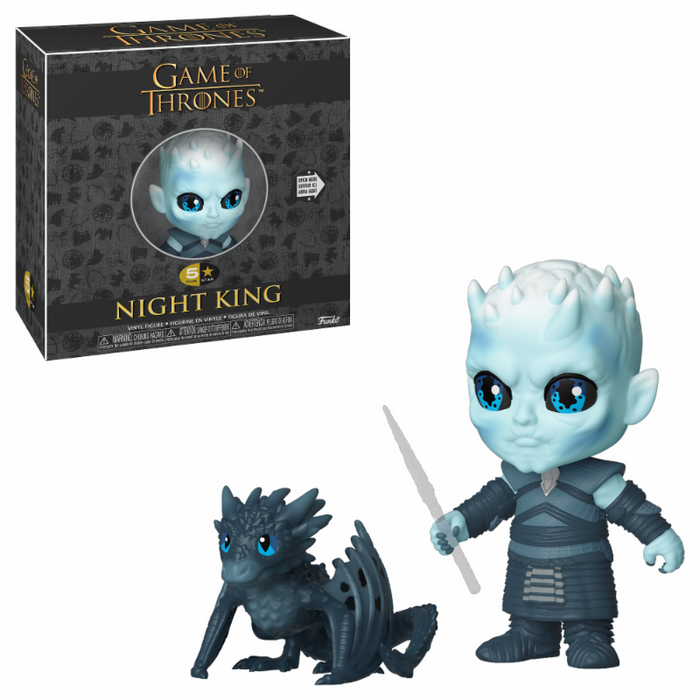 Funko: 5 Star Game Of Thrones S10 - Night King
