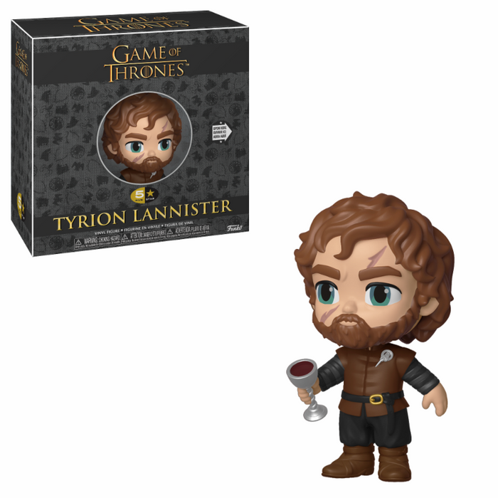 Funko: 5 Star Game Of Thrones S10 - Tyrion Lannister