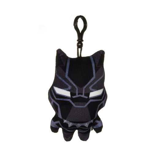 "The Avengers Bag Clip 5"" Plush - Black Panther"