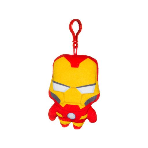 "The Avengers Bag Clip 5"" Plush - Iron Man"