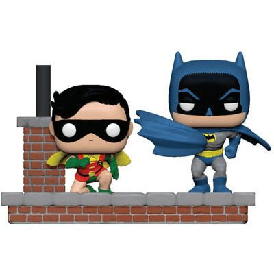Funko POP! Comics: Batman 80th - Batman and Robin
