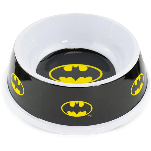 "Buckle-Down Melamine Pet Bowl 7.5"" (16oz) - Batman"