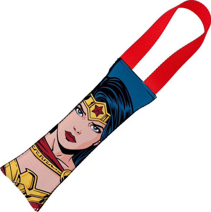 Buckle-Down: Dog Tug Toy - Wonder Woman