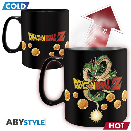 Dragon Ball: Goku 460 ml Heat Changing Mug