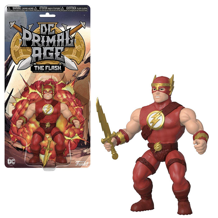 Funko DC Primal Age S2 - The Flash