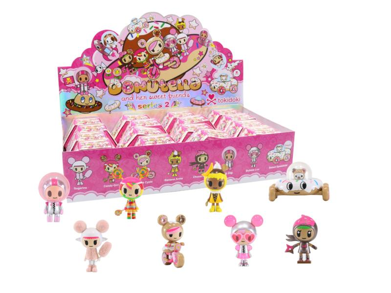 Tokidoki Donutella And Her Sweet Friends Blind Box - Series 2