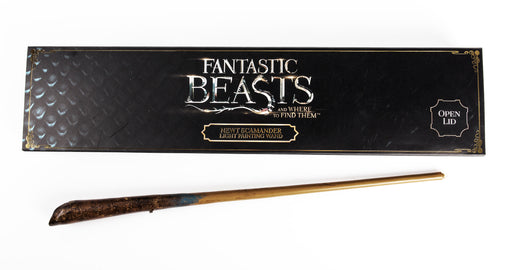 Fantastic Beasts: Light Painting wand - Newt Scamander