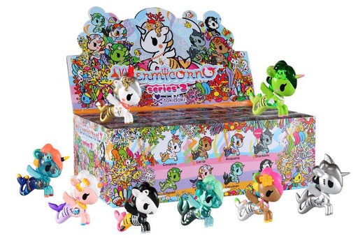 Tokidoki Mermicorno Blind Box - Series 2