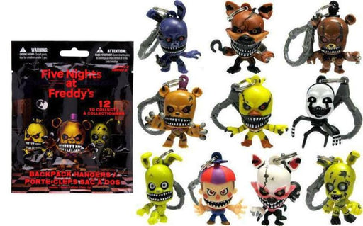 Five Nights At Freddy's Series 2 Hangers