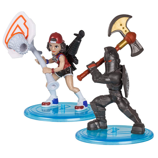 Fortnite: Duo Pack Mini Figures - Black Knight & Triple Threat