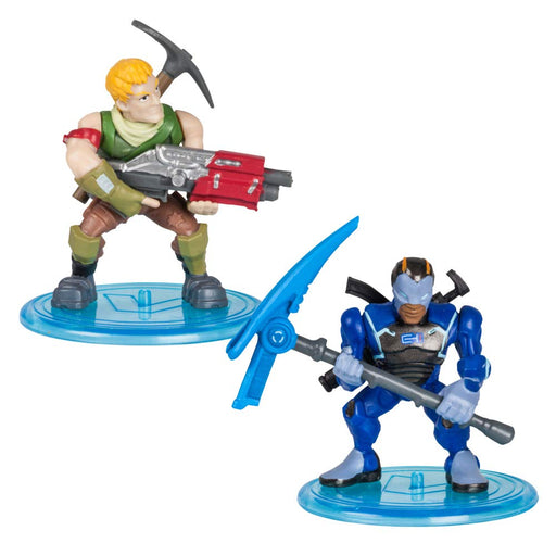 Fortnite: Duo Pack Mini Figures - Sgt Jonesy & Carbide