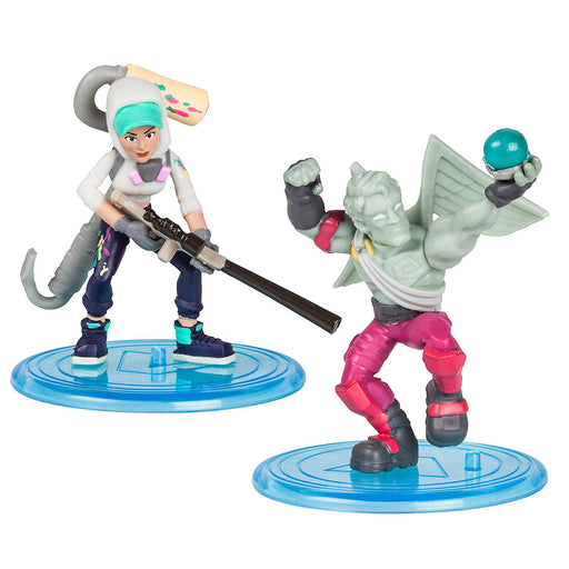 Fortnite: Duo Pack Mini Figures - Love Ranger & Teknique