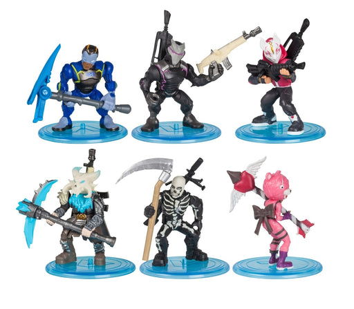 Fortnite Battle Royal Mini Figures by moose