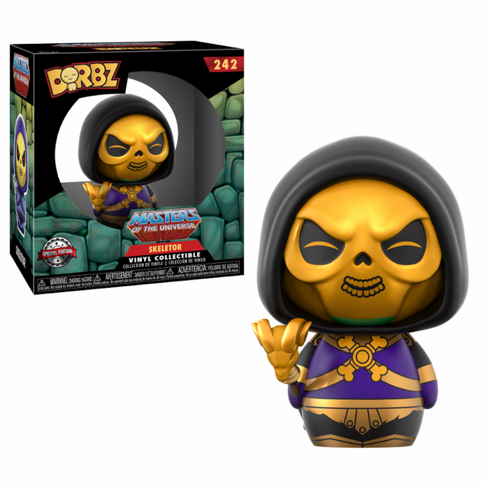 Dorbz: MOTU - Metallic Skeletor (Exc)