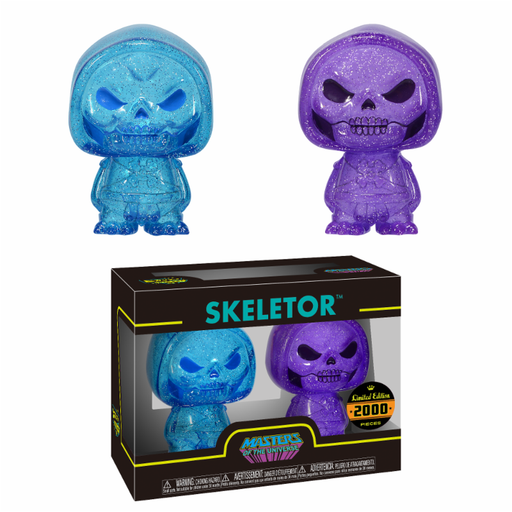 Funko Hikari: MotU - Skeletor (Blue/Purple)