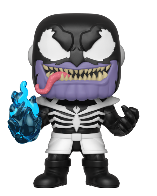 Funko POP! Vinyl Marvel Venom S2- Venomized Thanos