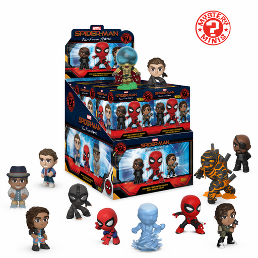 Funko Mystery Mini: Spider-Man Far From Home