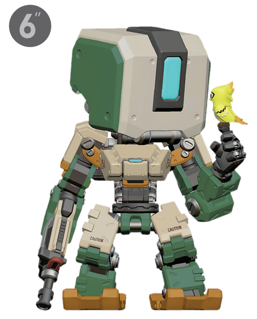 "Funko POP! Games: Overwatch 6"" Bastion"