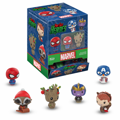 Funko Pint Sized Heroes: Marvel Holiday