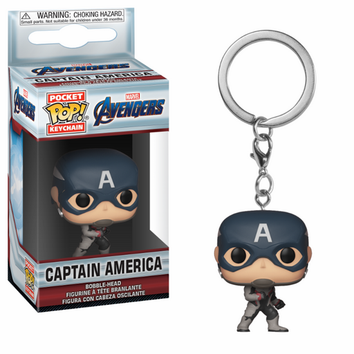 Funko Pocket Pop! Avengers End Game - Captain America