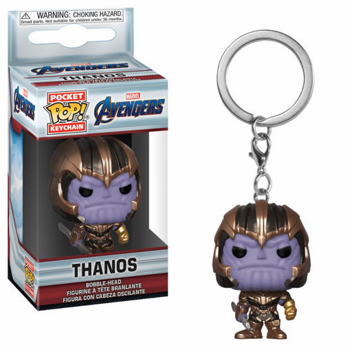 Funko Pocket Pop! Avengers End Game - Thanos