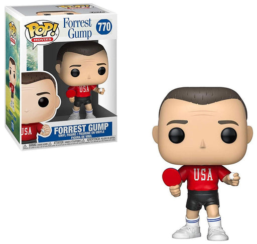 Funko POP! Movies: Forest Gump - Forrest (Ping Pong Outfit)