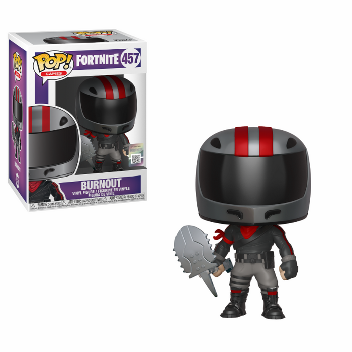 Funko POP! Vinyl Games: Fortnite S2 - Burnout