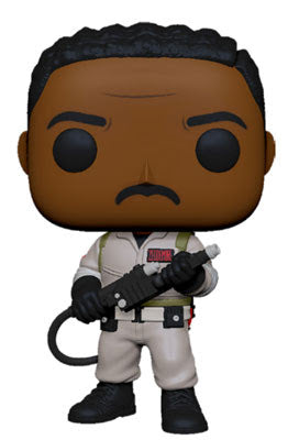 Funko POP! Movies: Ghostbusters - Dr. Winston Zeddemore