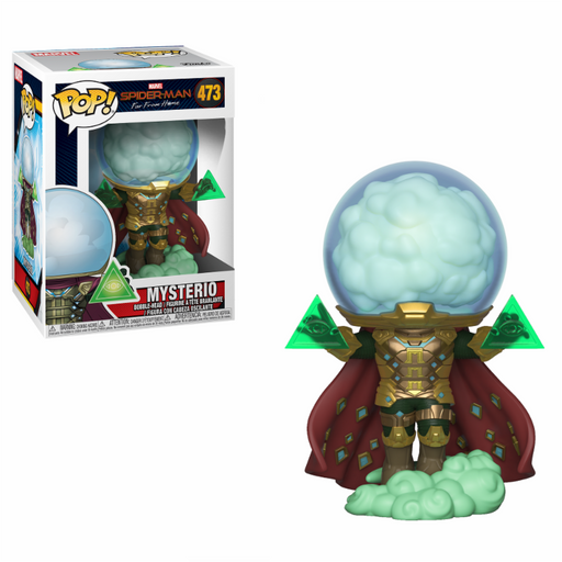 Funko POP! Vinyl Spider-Man Far From Home: Mysterio