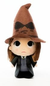 Funko Supercute Plush: Harry Potter - Hermione With Sorting Hat