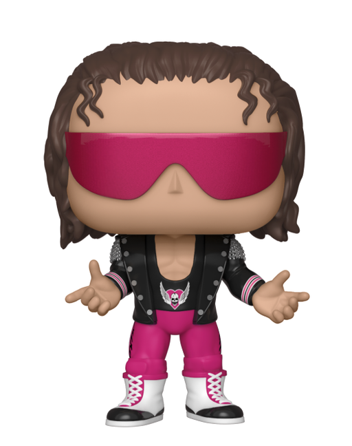 POP! Vinyl WWE - Bret Hart With Jacket