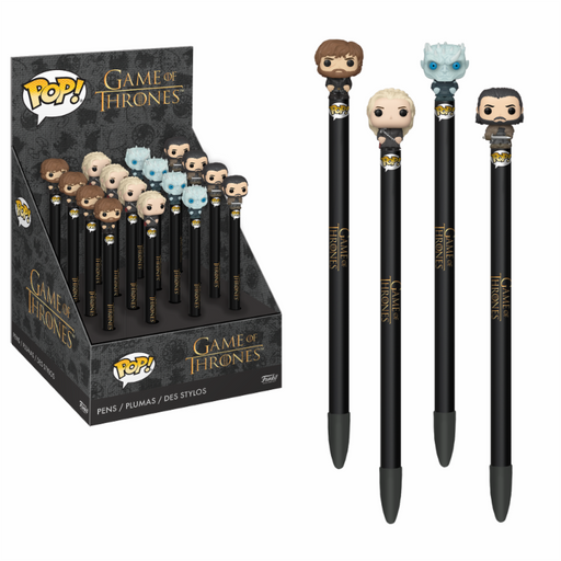 Funko Pen Toppers! GoT Game Of Thrones