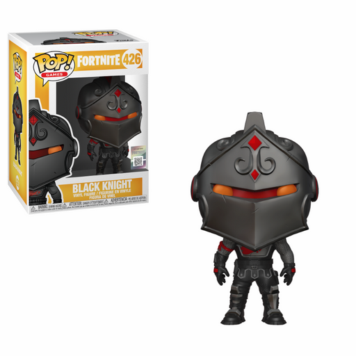 Funko POP! Vinyl Games: Fortnite S1 - Black Knight