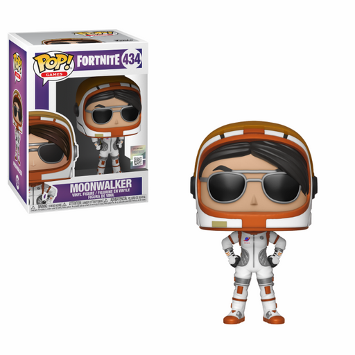 Funko POP! Vinyl Games: Fortnite S1 - Moonwalker