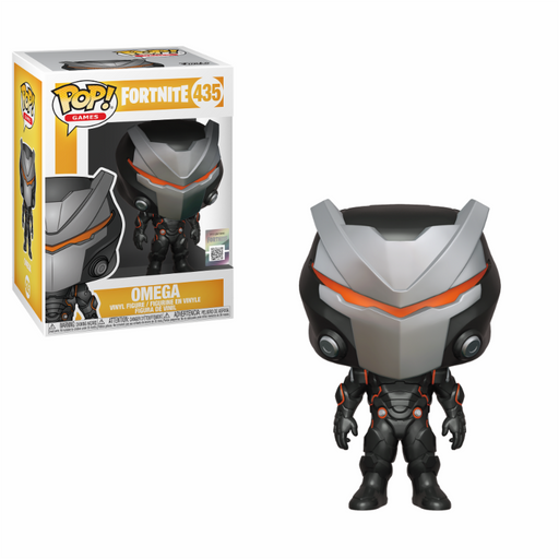 Funko POP! Vinyl Games: Fortnite S1 - Omega