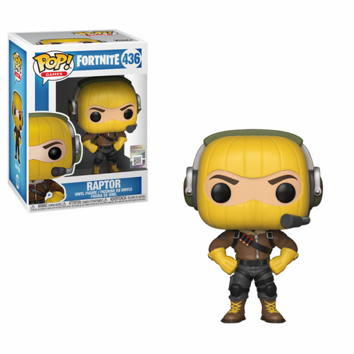 Funko POP! Vinyl Games: Fortnite S1 - Raptor
