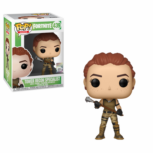 Funko POP! Vinyl Games: Fortnite S1 - Tower Recon Specialist