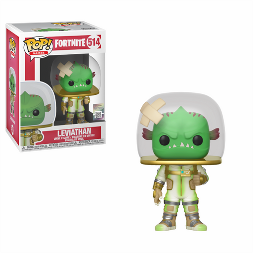 Funko POP! Vinyl Games: Fortnite S3 - Leviathan