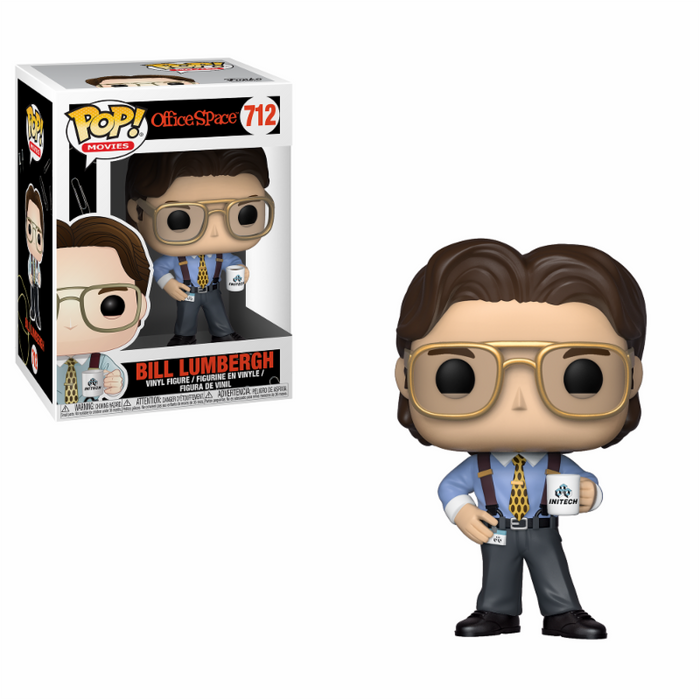 Funko POP! Movies: Office Space - Bill Lumbergh
