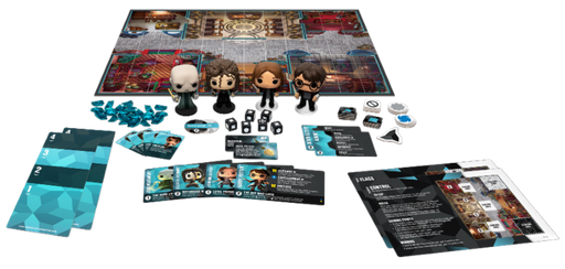 Funkoverse: Harry Potter 100 Strategy Game