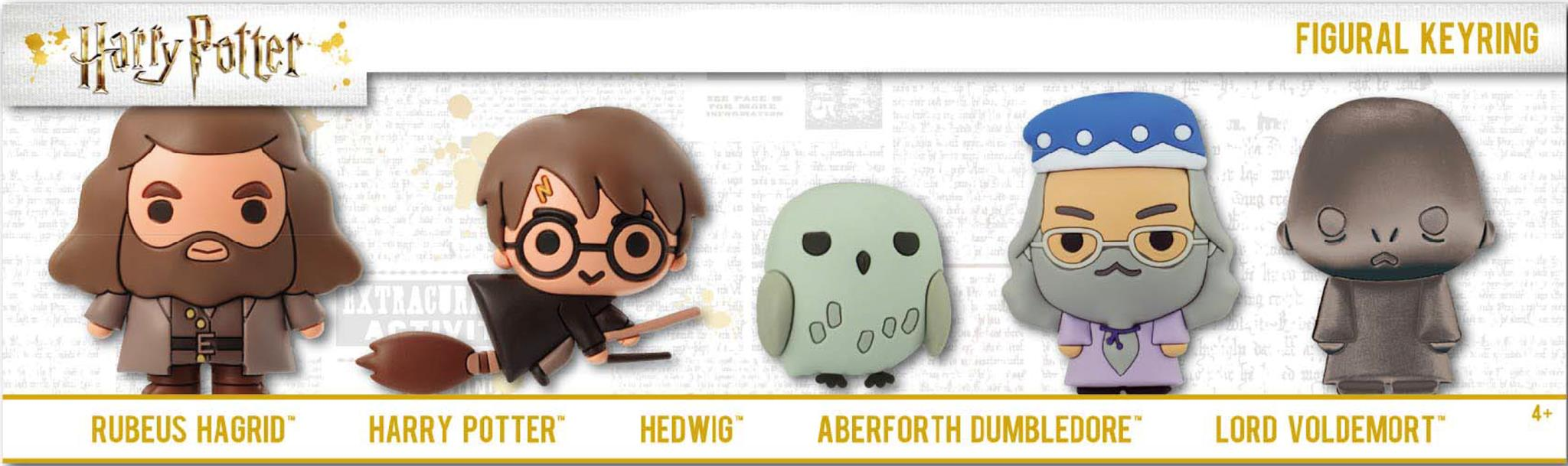 Harry Potter Series 2 3D Collectable Keychain Gift Box B
