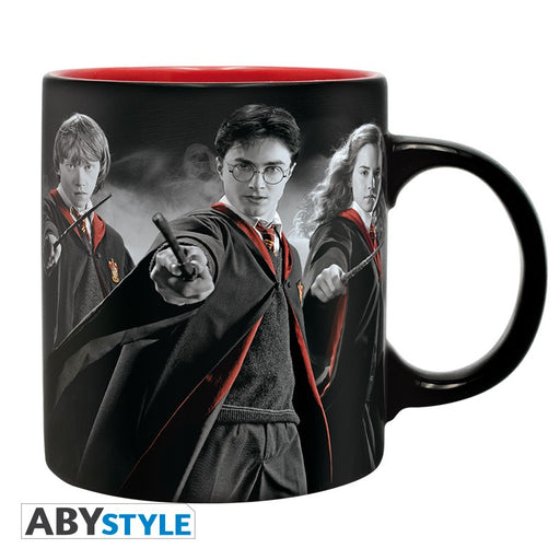 Harry Potter: 320 ml Harry, Ron & Hermione Mug